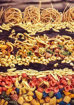 Pasta, Cortona, Italie