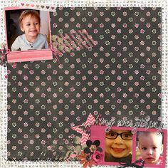 Digital Scrapbook layout using In a Heartbeat and All we Need is by Jen Yurko / Bellisae Designs  https://www.pickleberrypop.com/shop/product.php?productid=42591&page=1  https://www.pickleberrypop.com/shop/product.php?productid=42518&page=1