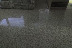 Terrazzo Floor Polishing, Cleaning and Restoration Service Miami  The results are extraordinary, always leaving our esteemed clients amazed and gratified that their precious floors now have the luster and shine they used to have. Marble Polishing Miami also provides granite, limestone, travertine, and terrazzo restoration services and well as ceramic tile and grout cleaning. Find out why our cleaning, maintenance and marble restoration Miami services are a level above the rest.