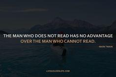 ▪️www.livegoldenlife.com #livegoldenlife#goldenlife#quotes#advantage#reading#pics#inspiration
