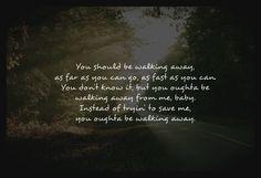 Walking Away-Jason Aldean