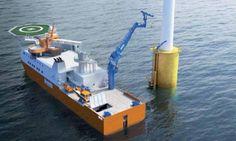 Palfinger Marine Unveils 3D-Compensation Module for Offshore Cranes