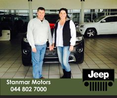 Congratulations to Mr van der Westhuizen on purchasing a brand new #Jeep Grand Cherokee 3.6 Ltd. We thank you and wish you many happy adventures ahead, from #TeamStanmar . Sold by Alred - 044 802 7000. #ItsAJeepThing
