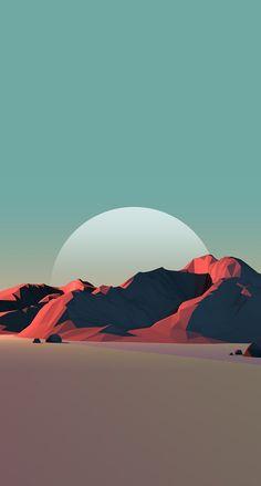 𝓅 𝒾 𝓃 𝓉 𝑒 𝓇 𝑒 𝓈 𝓉 : 𝓈𝑜𝓂𝒶𝓃𝓎𝑜𝒸. - Haiyang Liu - Re-Wilding Mountain Illustration, Landscape Illustration, Landscape Art, Digital Illustration, Minimal Wallpaper, Graphic Wallpaper, Scenery Wallpaper, Cool Wallpaper, Phone Backgrounds