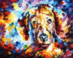DOG - LEONID AFREMOV