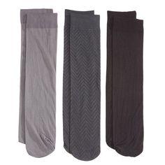 Zig Zag Fashion Trouser Sock
