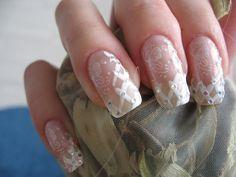 Bridal nail art ideas nail-art