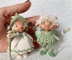 Fairy Dust, Fairy Land, Belle And Beast, Elephant Cakes, Baby Fairy, Clay Baby, Clay Figures, Fairy Dolls, Cold Porcelain