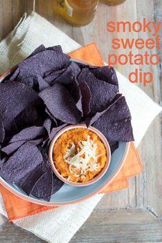 Smoky Sweet Potato Dip