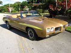 1970 PONTIAC GTO CONVERTIBLE - Barrett-Jackson Auction Company - World's Greatest Collector Car Auctions