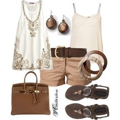 New Summer Outfits Ideas From Polyvore You'll Love It 2