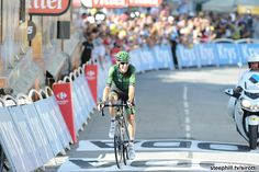 2015 tour de France Stage 18 - 2nd Pierre Rolland (Europcar) + 33s. A 1-2 for France.