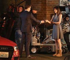 Sorpresas, lluvia y nuevos actores en el rodaje de '50 sombras de Grey'