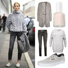 WEMAKETHECAKE GET THE LOOK COSY KNIT