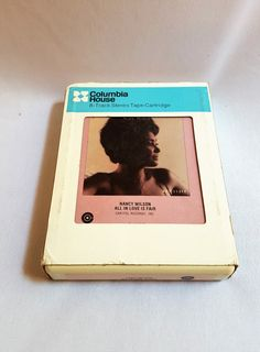 Nancy Wilson All in Love is Fair 8 Track Stereo Cassette by ShareableSecrets