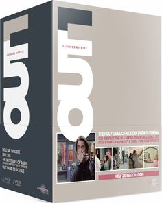 My next essential buy!  So excited this is finally arrived! Out 1 (Limited Edition Box Set) - Kino Lorber Home Video