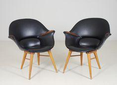 Wish they were mine. Eames, Art Deco, Retro, Chair, Interior, Furniture, Home Decor, Decoration Home, Indoor