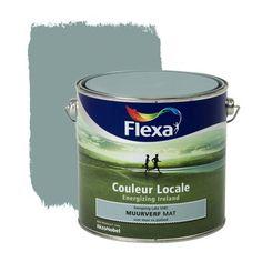 Flexa Couleur Locale muurverf Energizing Ireland mat Lake 2,5 l  | Muurverf kleur | Muurverf | Verf & verfbenodigdheden | KARWEI