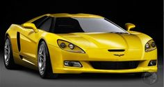 Concept for new 2014 C7