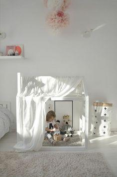 Kuschelecke Kinderzimmer mit Teppichboden                                                                                                                                                     Mehr