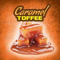 UK ECIG STORE Original Caramel Toffee - E LIQUID