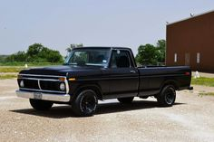 1977 ford f100. Ford truck.