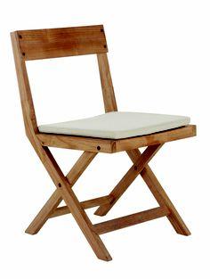 AIDEN ΑΝΑΔΙΠΛΟΥΜΕΝΗ ΚΑΡΕΚΛΑ TEAK  165 € #habitatgr Folding Chair, Sofa Furniture, Habitats, Sofas, Dining Chairs, Home Decor, Reading, Teak, Living Room