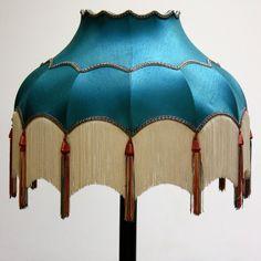 Image result for tassel lamp shade