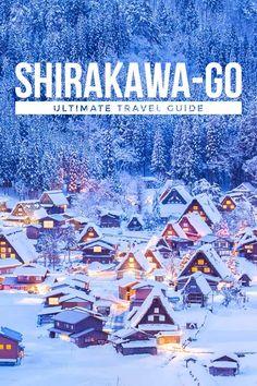 Looking for the best travel guide that will lead you to Japan's stunning UNESCO World Heritage Sites of Shirakawa-go & Gokayama? Come & read this! World Travel Guide, Japan Travel Guide, Best Travel Guides, Travel Advice, Asia Travel, Travel Tips, Budget Travel, Osaka, Gokayama