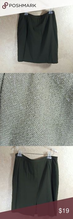 Jones New York Wool Skirt Excellent condition. Jones New York Skirts