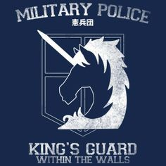 Military Police | Attack on Titan T-shirt