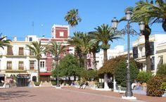 Plaza #Ayamonte #costadelaluz