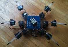DIY Hexapod Robot