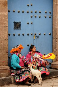 Cuzco, Peru- been there!