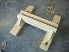 DIY Bike Stand : 7 Steps (with Pictures) - Instructables Bike Stand Diy, Diy Bike Rack, Bicycle Stand, Bike Hanger, Bicycle Storage, Bicycle Rack, Bike Stands, Diy Wood Projects, Wood Crafts