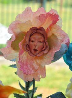 Alice in Wonderland Talking Flowers Spring Fever Series 2017