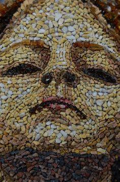 Micro mosaic by Ana Rosales