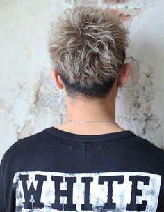 2ブロック2トーンカラー(Ss-237) | ヘアカタログ・髪型・ヘアスタイル|AFLOAT(アフロート)表参道・銀座・名古屋の美容室・美容院