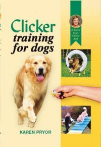 clicker training- learning how to do this and so far, super impressed!