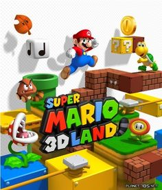 3DS Mario games - Mario Characters Photo (26264903) - Fanpop
