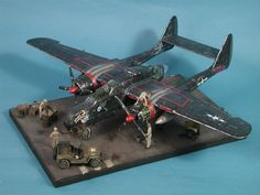 scalespot.com - GWH 1/48 P-61A Black Widow