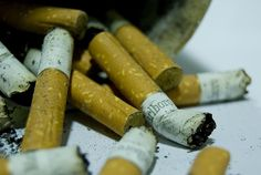 The Effect of Cigarette Smoking on the Lungs