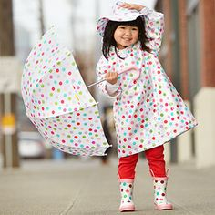 A rainy day never looked so good - we guess the rain can stay!  #zulily #zulilyfinds