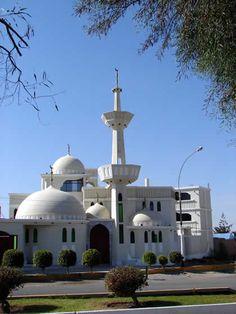 Mezquita Bab ul Islam, Tacna, Peru