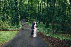 awesome Vintage Woodsy Wedding: Chelsea + Austin