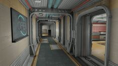 Central atrium, luxurious rooms offered by More Vault Rooms mod and many other features. Fallout 4 Vault Tec, Fall Out 4, Atrium, Workshop, Geek, Rooms, Landscape, Luxury, Building