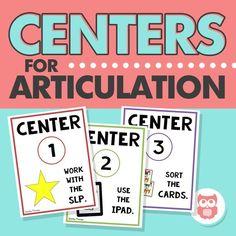 Start using centers
