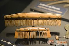 Viking combs