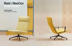 Capri Lounge, Best of NeoCon Gold Award - Andreu World