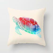 Teen DIY: DIY Watercolor Pillows